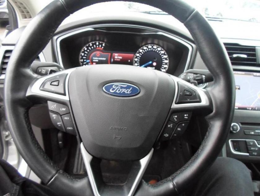 Ford Mondeo Iv Ph1 Mondeo Iv Ph1 2.0 Tdci 150 Titanium Psft 5p - Visuel #10