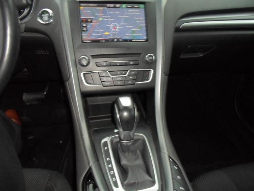 Ford Mondeo Iv Ph1 Mondeo Iv Ph1 2.0 Tdci 150 Titanium Psft 5p - Visuel #9