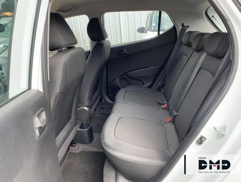 Hyundai I10 1.0 66ch Intuitive Euro6d-temp - Visuel #10