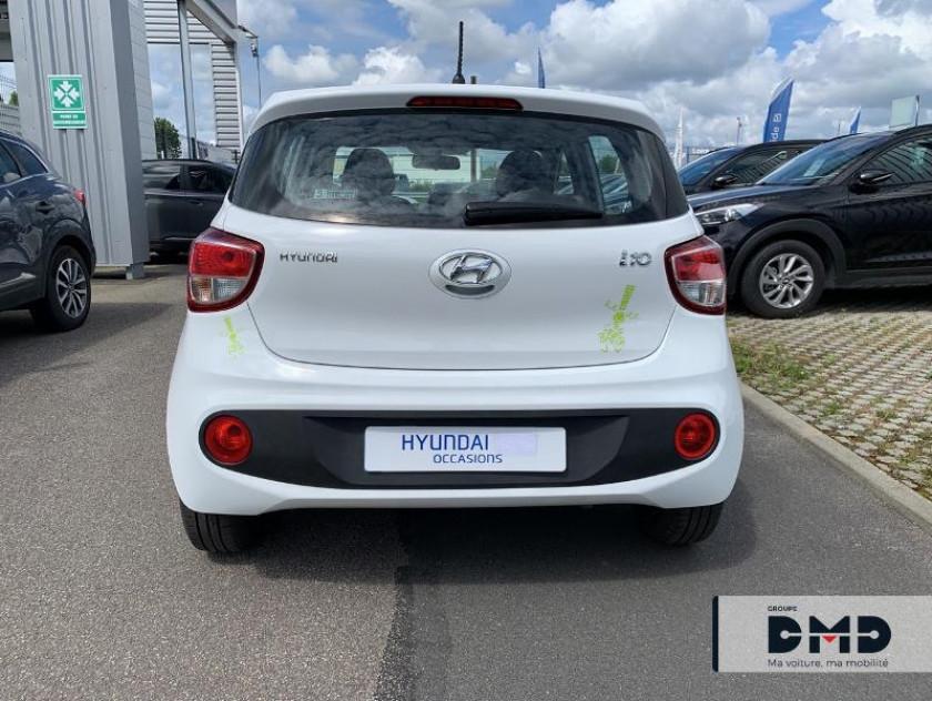 Hyundai I10 1.0 66ch Intuitive Euro6d-temp - Visuel #11