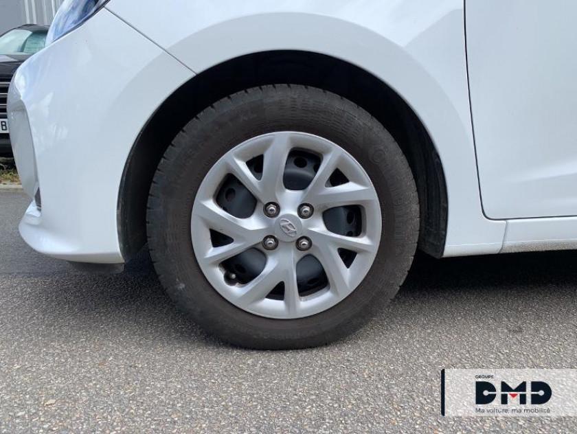 Hyundai I10 1.0 66ch Intuitive Euro6d-temp - Visuel #13