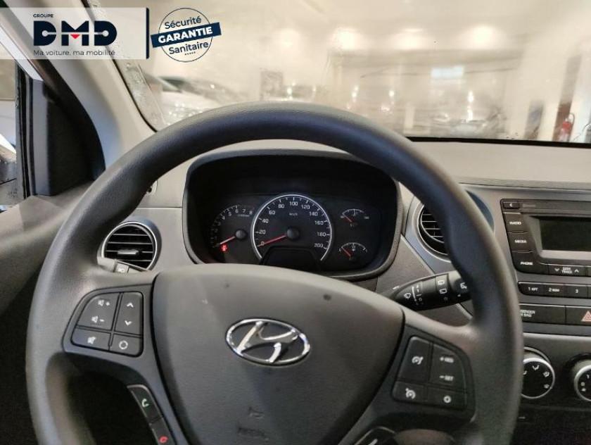 Hyundai I10 1.2 87ch Intuitive - Visuel #7