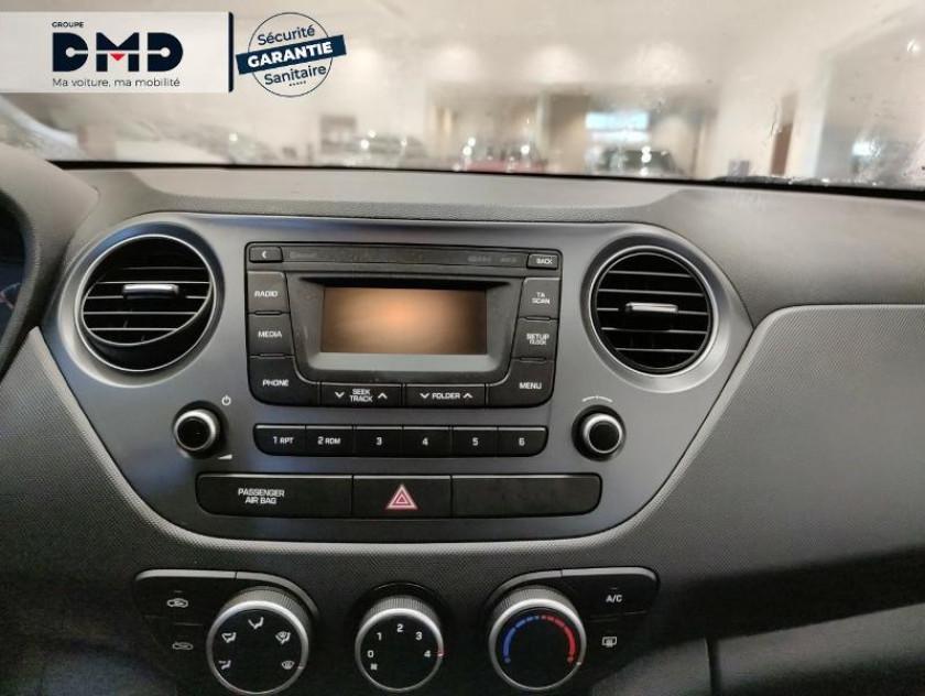 Hyundai I10 1.2 87ch Intuitive - Visuel #6
