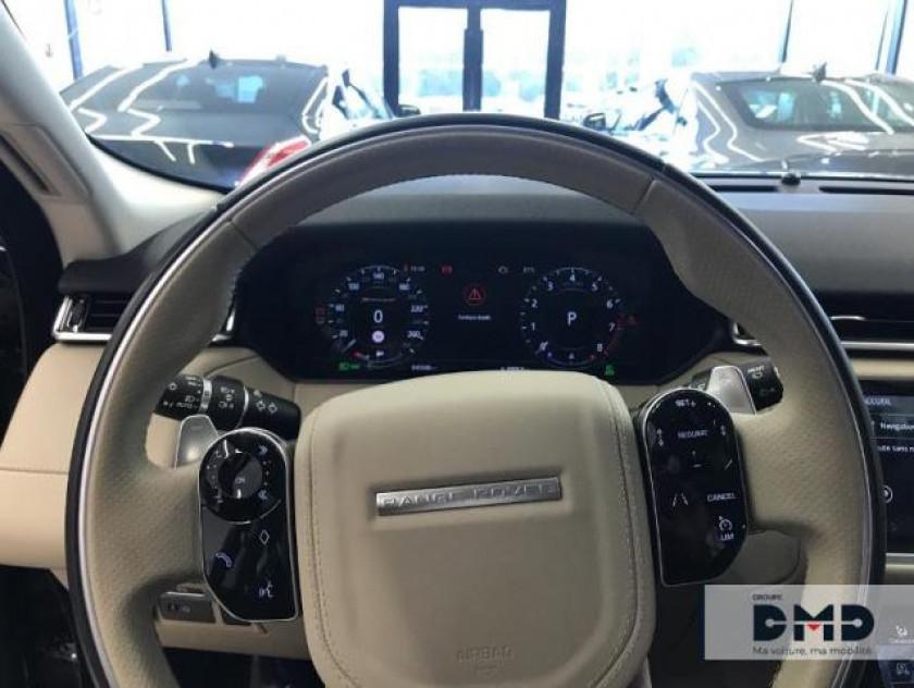 Land-rover Range Rover Velar 3.0p V6 380ch R-dynamic Hse Awd Bva - Visuel #4