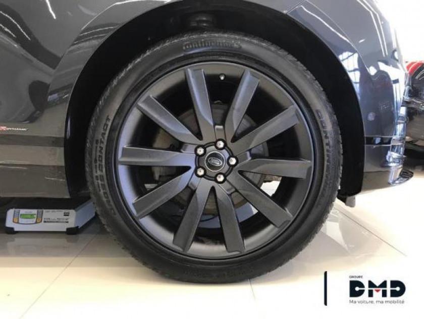 Land-rover Range Rover Velar 3.0p V6 380ch R-dynamic Hse Awd Bva - Visuel #9