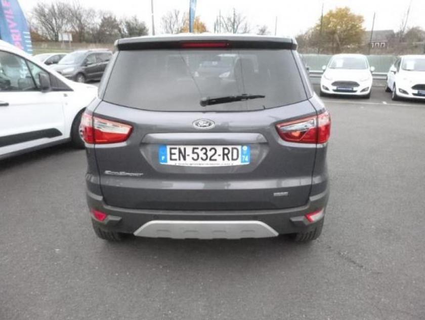 Ford Ecosport 1.0 Ecoboost 125ch Titanium S - Visuel #5