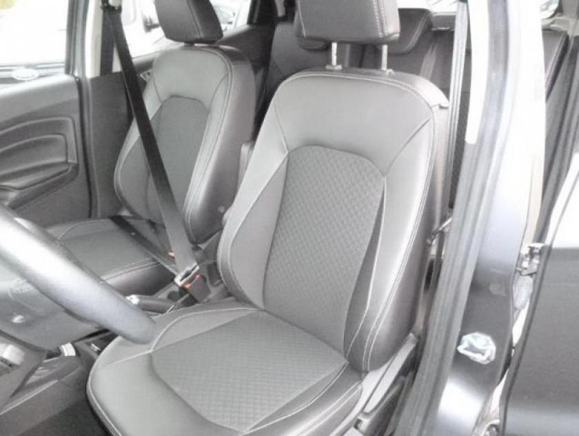Ford Ecosport 1.0 Ecoboost 125ch Titanium S - Visuel #7
