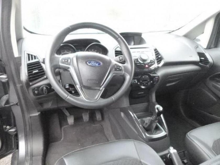 Ford Ecosport 1.0 Ecoboost 125ch Titanium S - Visuel #8