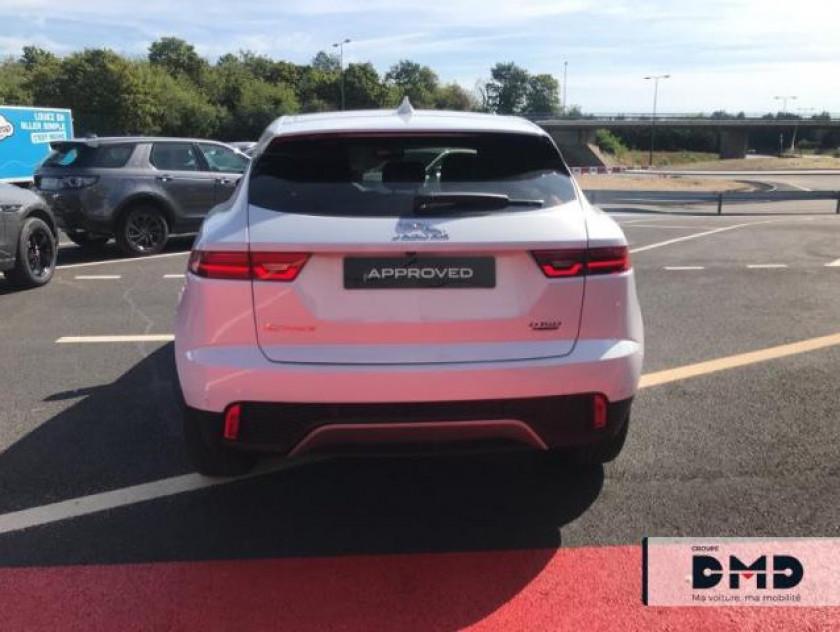 Jaguar E-pace 2.0d 150ch Se Awd Bva9 - Visuel #11