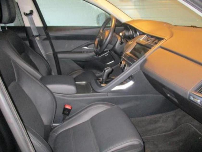 Jaguar E-pace 2.0d 150ch Se Awd Bva9 - Visuel #3