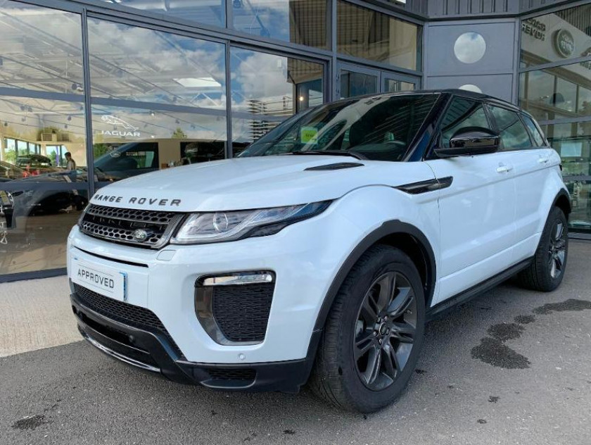 Land Rover Evoque 2.0 Td4 180 Landmark Edition 4x4 Bva Mark Vi - Visuel #1