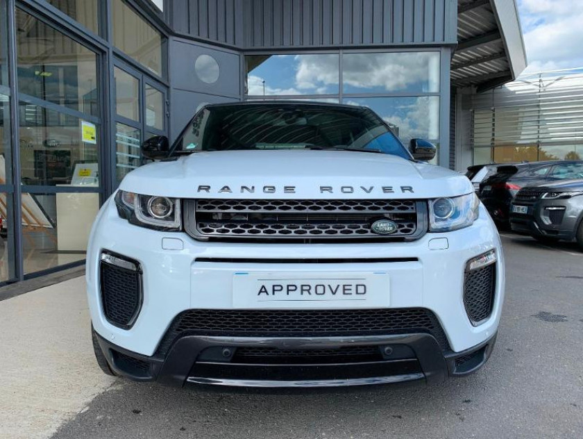 Land Rover Evoque 2.0 Td4 180 Landmark Edition 4x4 Bva Mark Vi - Visuel #3