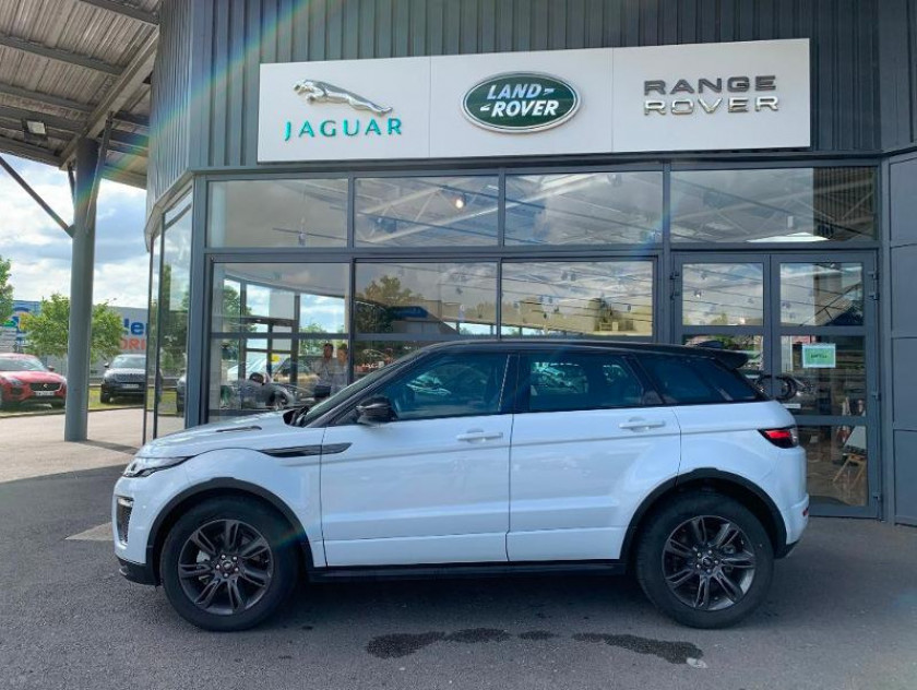 Land Rover Evoque 2.0 Td4 180 Landmark Edition 4x4 Bva Mark Vi - Visuel #2