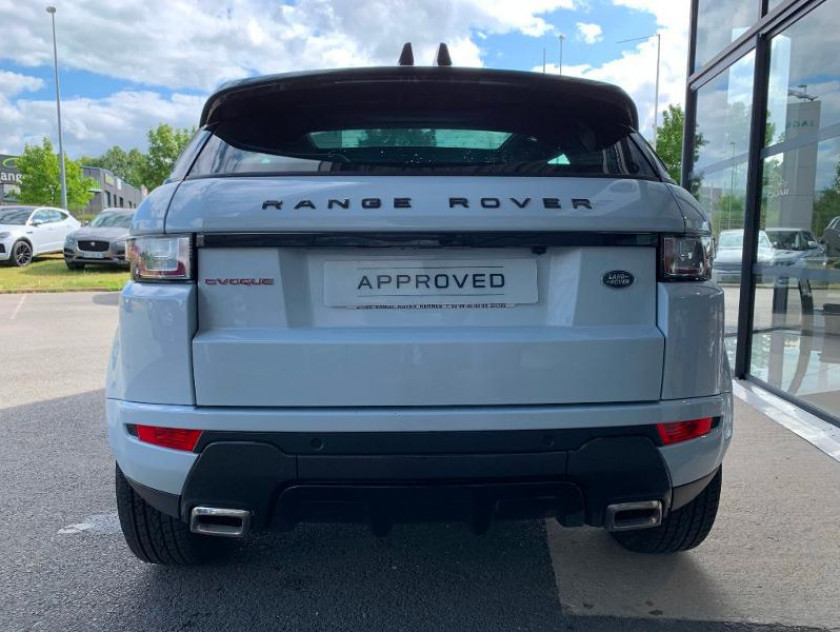 Land Rover Evoque 2.0 Td4 180 Landmark Edition 4x4 Bva Mark Vi - Visuel #5