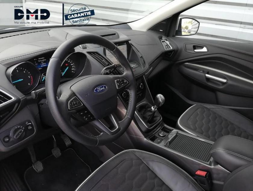 Ford Kuga 2.0 Tdci 150ch Stop&start Vignale 4x2 - Visuel #5
