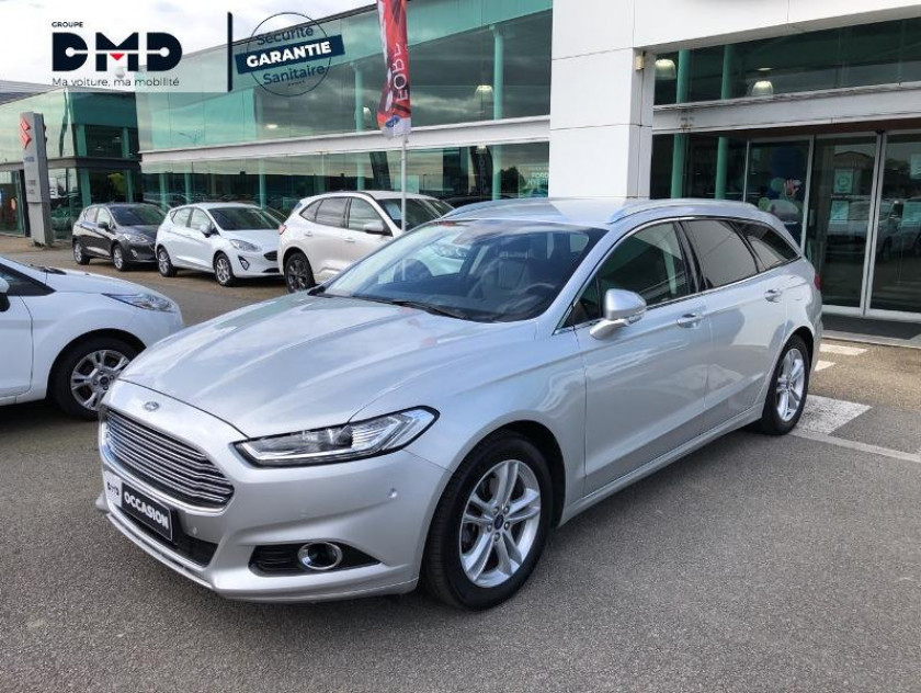 Ford Mondeo 2.0 Tdci 150ch Titanium Business Powershift 5p Euro6.2 - Visuel #14