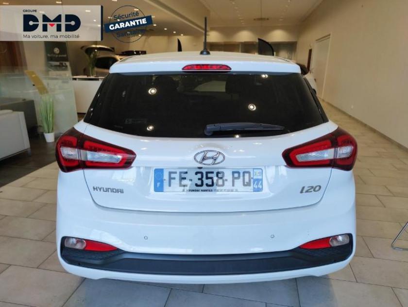 Hyundai I20 1.0 T-gdi 100ch Creative Dct-7 - Visuel #11