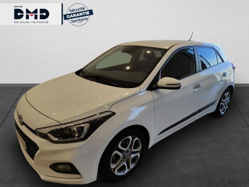 Hyundai I20 1.0 T-gdi 100ch Creative Dct-7 - Visuel #1