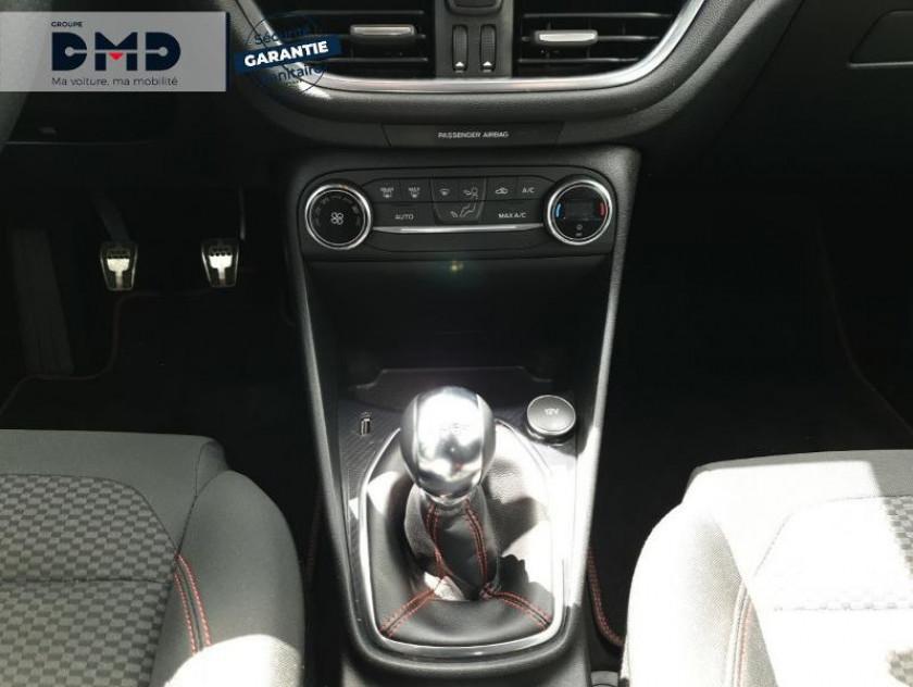 Ford Fiesta 1.0 Ecoboost 100ch Stop&start St-line 5p Euro6.2 - Visuel #8