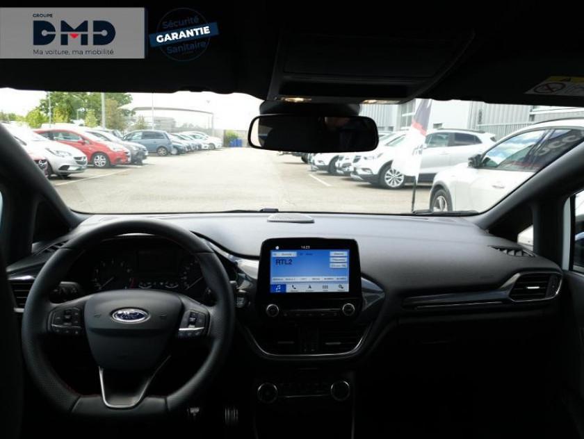 Ford Fiesta 1.0 Ecoboost 100ch Stop&start St-line 5p Euro6.2 - Visuel #5