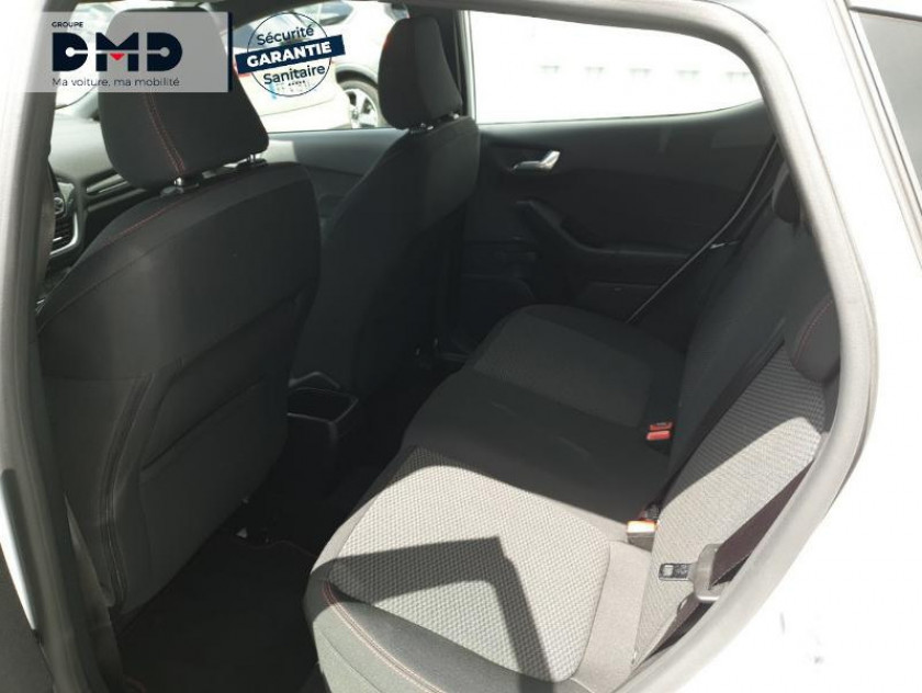 Ford Fiesta 1.0 Ecoboost 100ch Stop&start St-line 5p Euro6.2 - Visuel #10