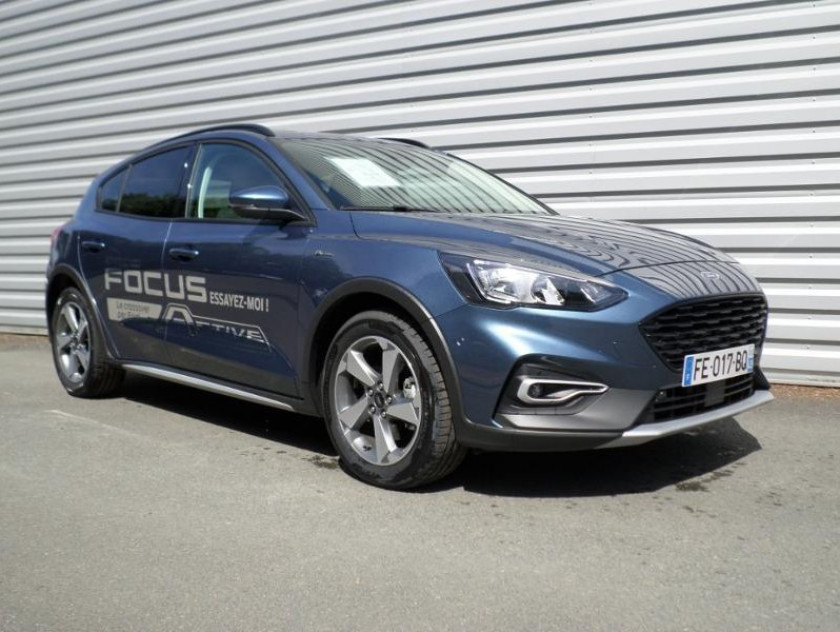 Ford Focus Active 1.0 Ecoboost 125ch Stop&start - Visuel #1