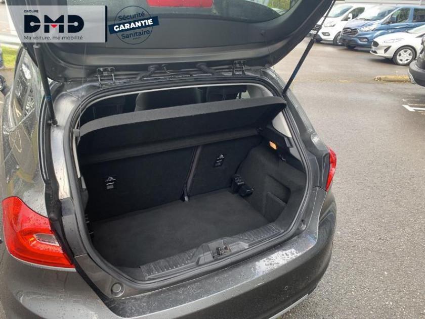 Ford Fiesta 1.0 Ecoboost 100ch Stop&start Vignale Bva 5p Euro6.2 - Visuel #12
