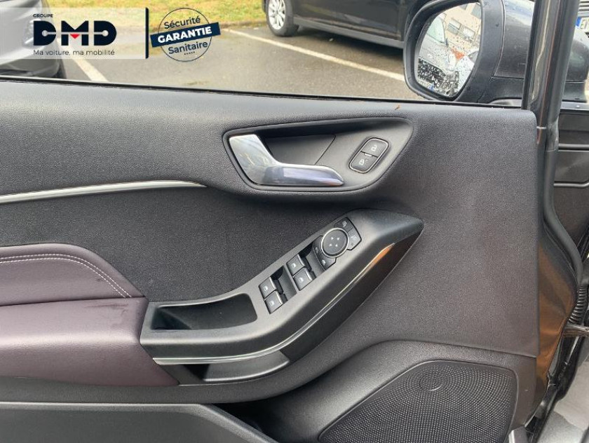 Ford Fiesta 1.0 Ecoboost 100ch Stop&start Vignale Bva 5p Euro6.2 - Visuel #14
