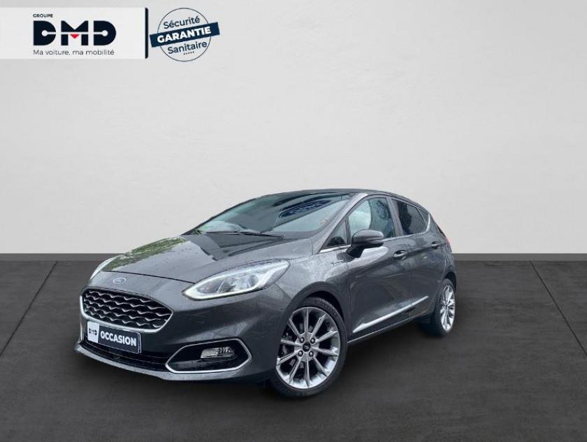 Ford Fiesta 1.0 Ecoboost 100ch Stop&start Vignale Bva 5p Euro6.2 - Visuel #1