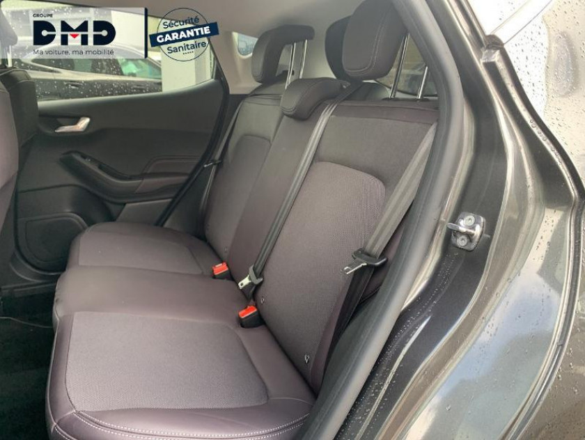 Ford Fiesta 1.0 Ecoboost 100ch Stop&start Vignale Bva 5p Euro6.2 - Visuel #10