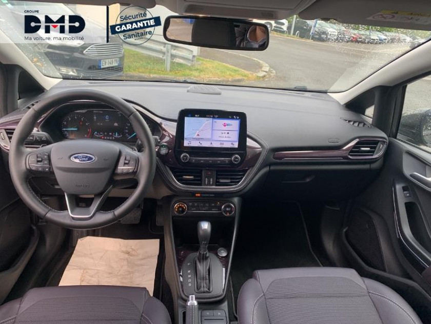 Ford Fiesta 1.0 Ecoboost 100ch Stop&start Vignale Bva 5p Euro6.2 - Visuel #5