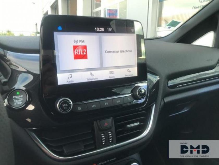 Ford Fiesta 1.0 Ecoboost 100ch Stop&start St-line Bva 3p Euro6.2 - Visuel #6