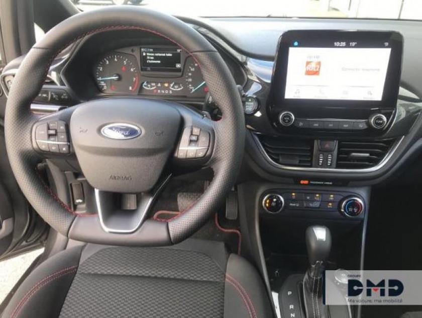 Ford Fiesta 1.0 Ecoboost 100ch Stop&start St-line Bva 3p Euro6.2 - Visuel #5