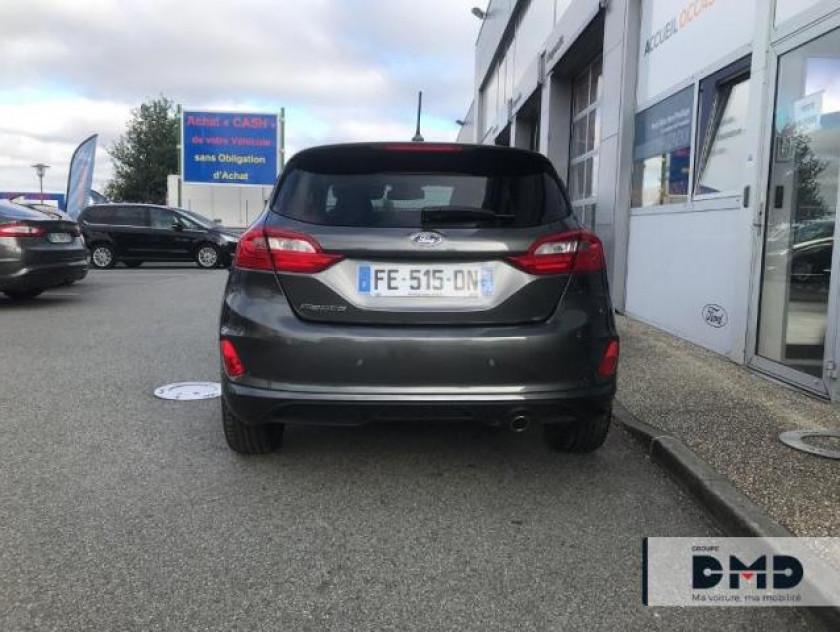 Ford Fiesta 1.0 Ecoboost 100ch Stop&start St-line Bva 3p Euro6.2 - Visuel #11