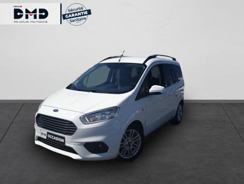 Ford Tourneo Courier 1.0e 100ch Titanium - Visuel #1