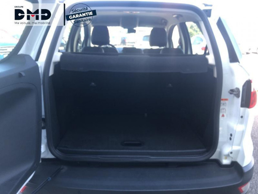 Ford Ecosport 1.0 Ecoboost 100ch Titanium Business Euro6.2 - Visuel #12