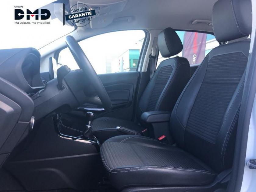 Ford Ecosport 1.0 Ecoboost 100ch Titanium Business Euro6.2 - Visuel #9