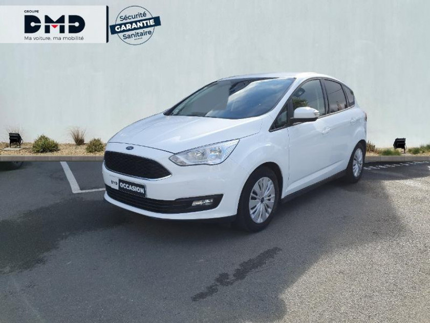 Ford C-max 1.5 Tdci 95ch Stop&start Trend Business Euro6.2 - Visuel #1