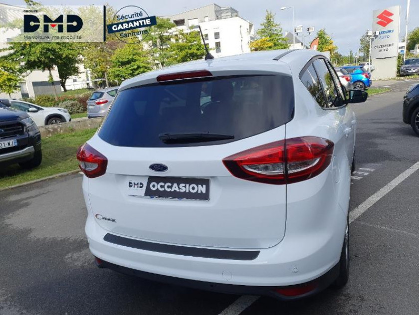 Ford C-max 1.5 Tdci 95ch Stop&start Trend Business Euro6.2 - Visuel #11