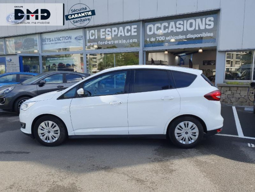 Ford C-max 1.5 Tdci 95ch Stop&start Trend Business Euro6.2 - Visuel #2
