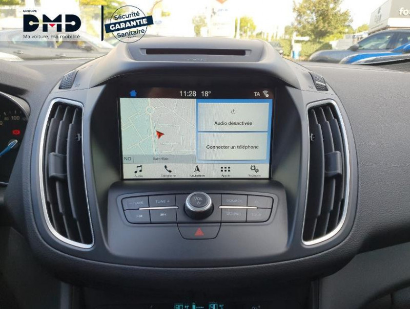 Ford C-max 1.5 Tdci 95ch Stop&start Trend Business Euro6.2 - Visuel #6