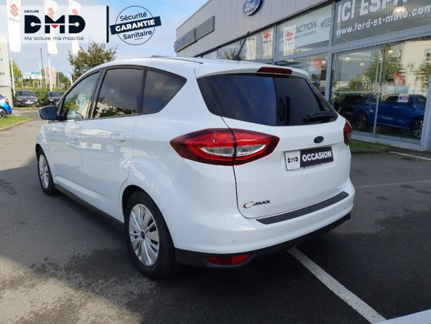 Ford C-max 1.5 Tdci 95ch Stop&start Trend Business Euro6.2 - Visuel #3
