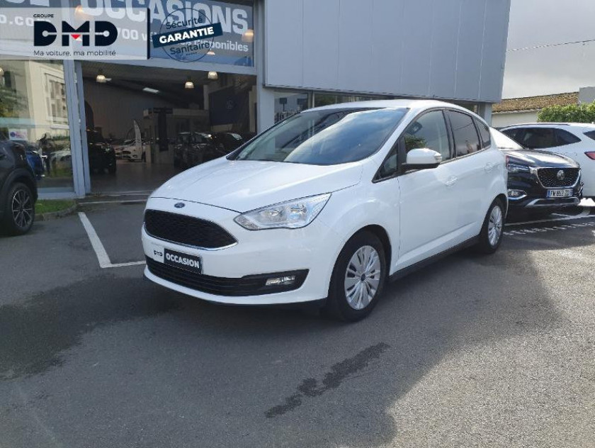 Ford C-max 1.5 Tdci 95ch Stop&start Trend Business Euro6.2 - Visuel #15