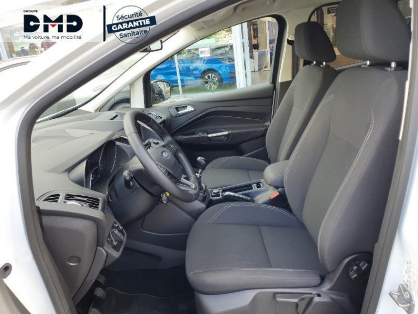 Ford C-max 1.5 Tdci 95ch Stop&start Trend Business Euro6.2 - Visuel #9