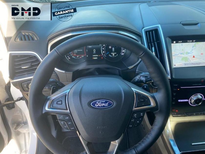 Ford Edge 2.0 Ecoblue 238ch Vignale I-awd Bva8 - Visuel #7