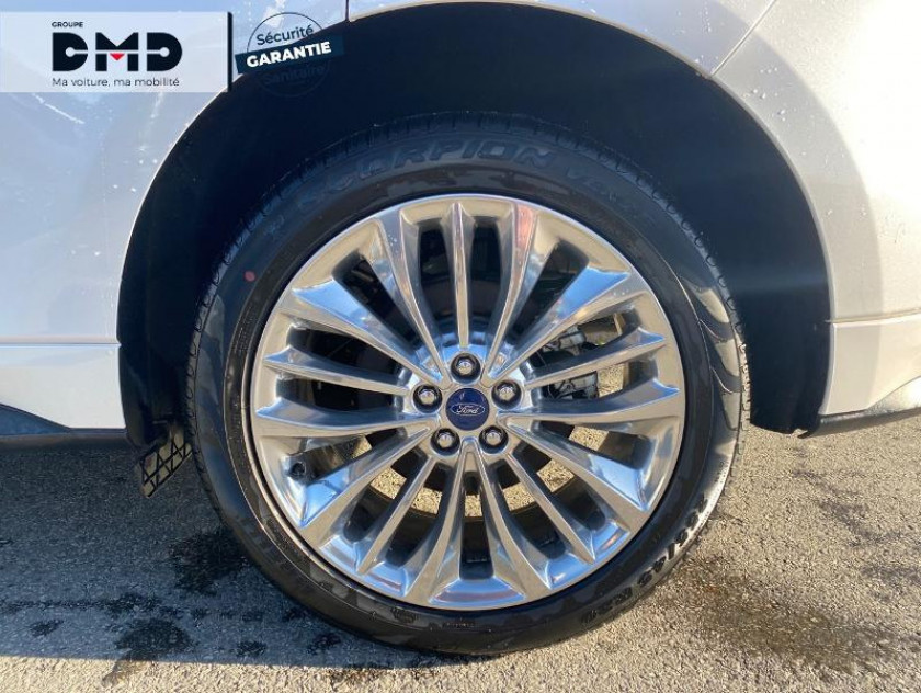 Ford Edge 2.0 Ecoblue 238ch Vignale I-awd Bva8 - Visuel #13