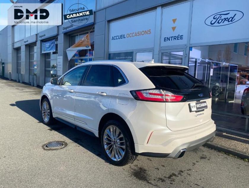 Ford Edge 2.0 Ecoblue 238ch Vignale I-awd Bva8 - Visuel #3