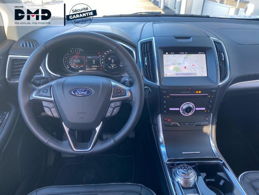 Ford Edge 2.0 Ecoblue 238ch Vignale I-awd Bva8 - Visuel #5