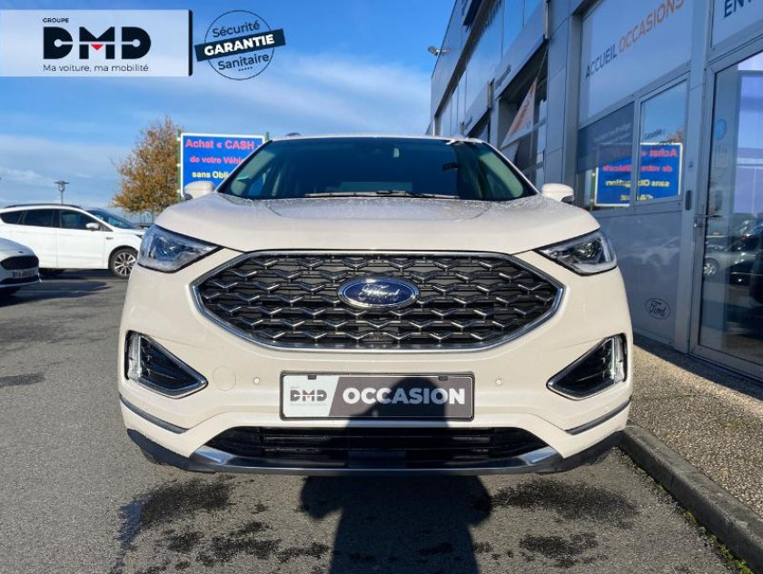 Ford Edge 2.0 Ecoblue 238ch Vignale I-awd Bva8 - Visuel #4