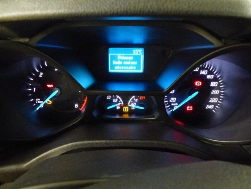 Ford Transit Connect L1 1.6 Td 95ch Trend - Visuel #13